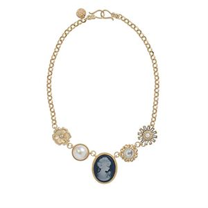 Picture of Cameo Gold Necklace