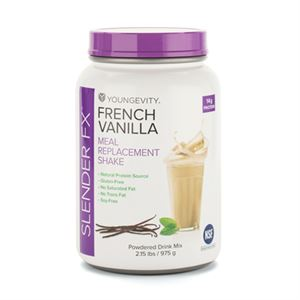 Picture of Slender Fx™ Meal Replacement Shake - French Vanilla