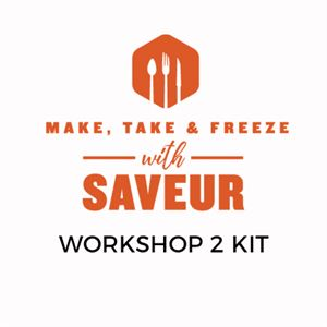 Picture of Make,Take, and Freeze Kit 2